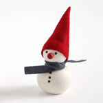 Snowman Christmas decoration Tuisku