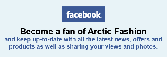 Become a fan of Arctic Fashion on Facebook