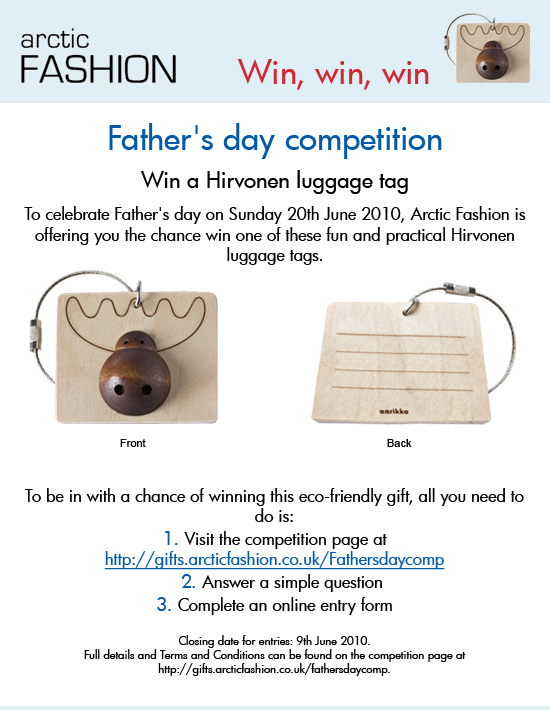 Father'sday competition