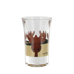 Hirvonen shot glass